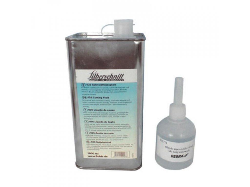 Olej k rezaniu skla 1000 ml