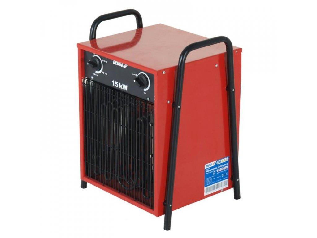 Elektrický ohrievač 15kW
