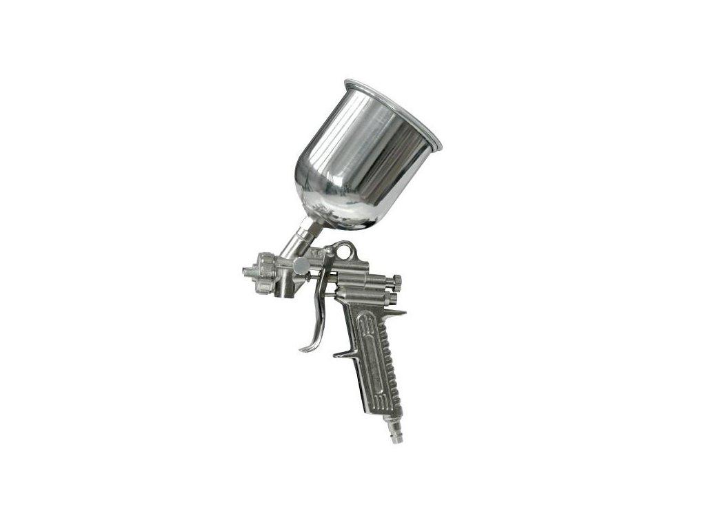 Kovová striekacia pištoľ so zásobníkom DEDRA