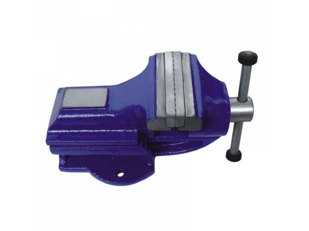 Zverák stolový zámočnícky 80/70mm, 6 kg,pevný