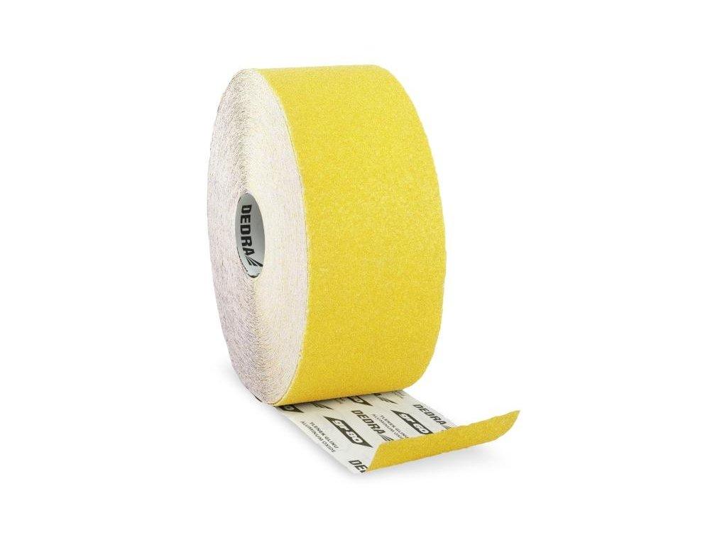 Brúsny papier v rolke 50mx115mm, zrnitosť 80