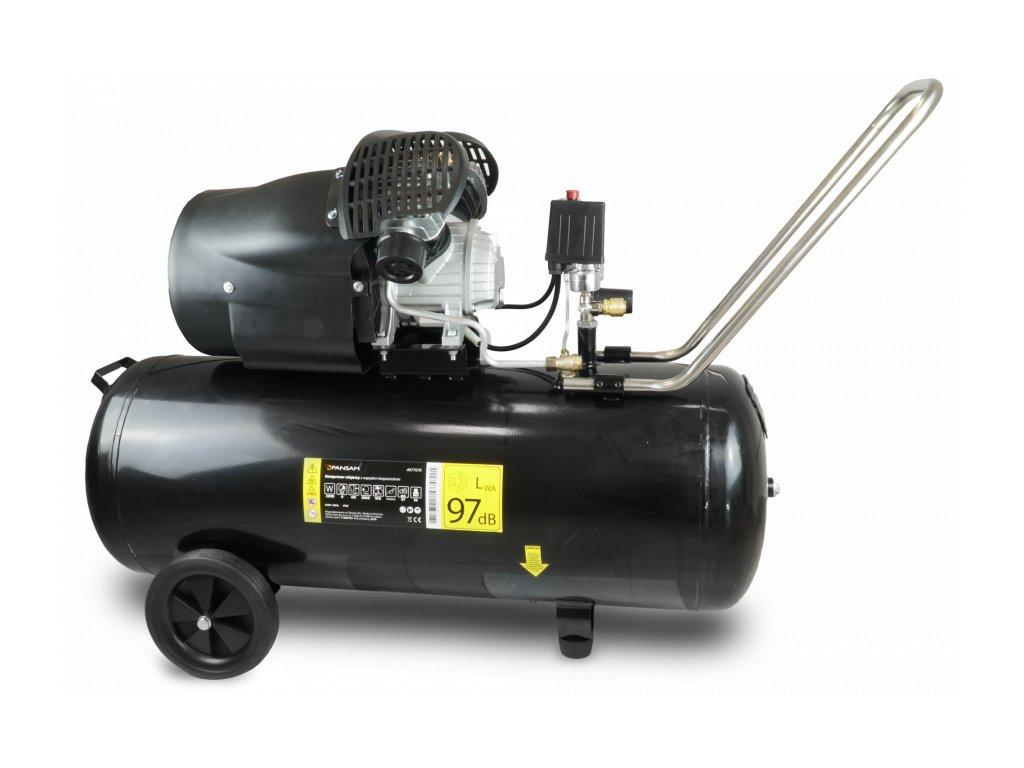 171860 1 kompresor olejovy 2 valec do v 100l 2 3kw 412l min 8bar