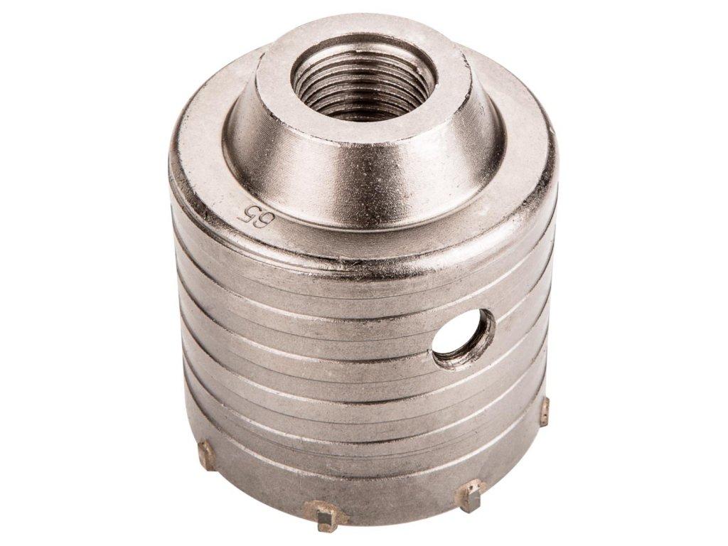 Tvrdokovové frézy diera, 65 x 50 mm VERTO  60H265
