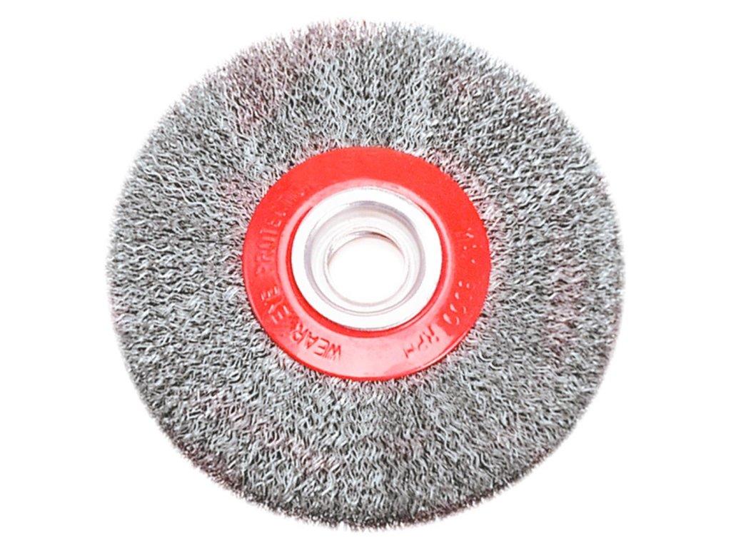 Kruhový kefa, 150 x 32 mm VERTO  62H211