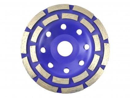 Diamantový brúsny kotúč 125mm segment