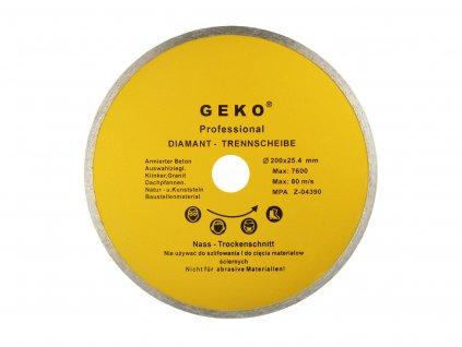 Diamantový kotúč CERAMIC PROFI 200mm x 1.6mm x 25.4mm