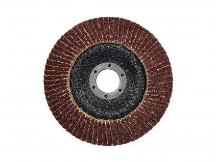 Brúsny lamelový kotúč 125mm P100