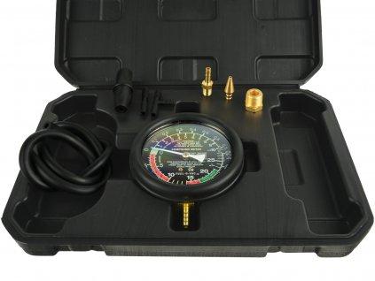 Vákuometer + tester tlaku palivového čerpadla