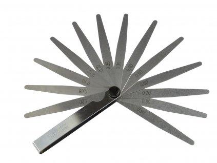 Škáromer 13 listový 0,05-1,0mm