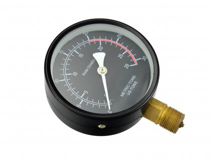 Manometer na lis 20T
