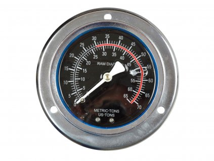 Manometer na lis 50t
