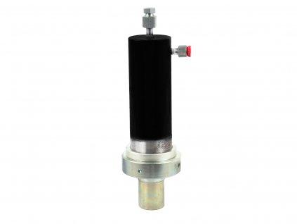 Pneumaticko - hydraulický valec 30T
