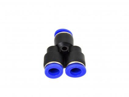 Rozdvojka na vzduchovú hadicu 8mm - typ Y