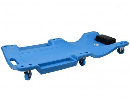 Montážne mobilné ležadlo - plastové