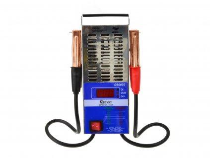 Digitálny záťažový tester stavu akumulátorov 12V
