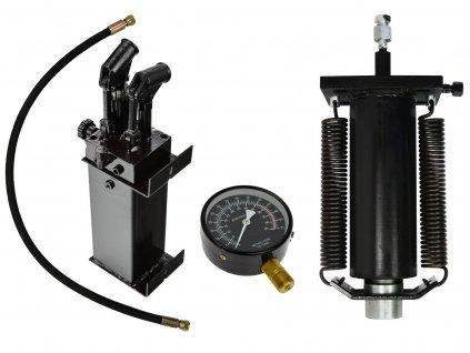 Zostava pre hydraulický lis 50T