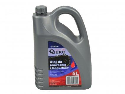 Olej na mazanie reťazí 5l