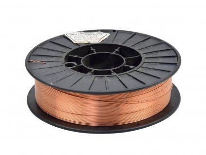 Zvárací drôt 0,6mm 5kg