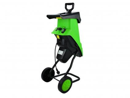 Elektrický záhradný drvič 2600W
