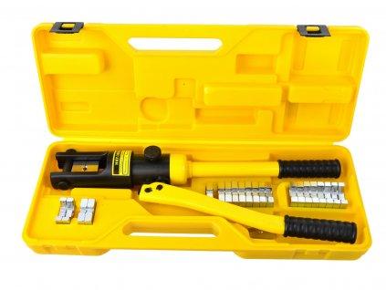 Hydraulické lisovacie kliešte 18t 10mm – 300mm