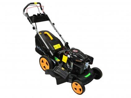 Motorová kosačka 5,0 kW, 51cm s elektrickým štartom a pojazdom