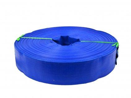 "Plochá hadica PVC 2"" 50m"