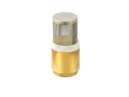 Filter so spätným ventilom CPN