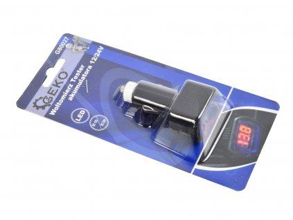 Voltmeter do auta 12/24V