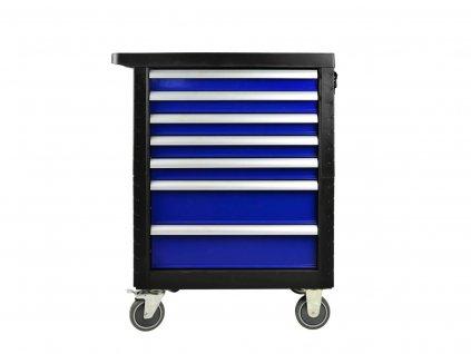 Montážny vozík s náradím 7 zásuviek Premium