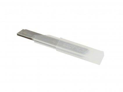 Náhradné nože do orezávača 83x9x0,4mm 10ks