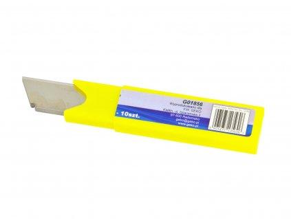 Náhradné nože do orezávača 18x0,5mm 10ks