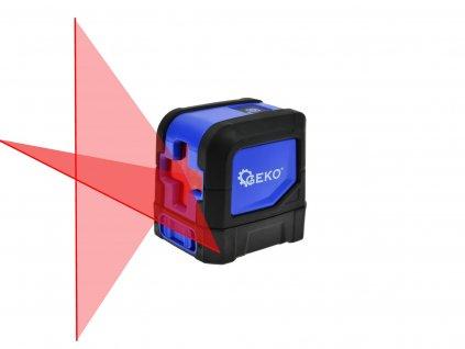 Krížový líniový laser
