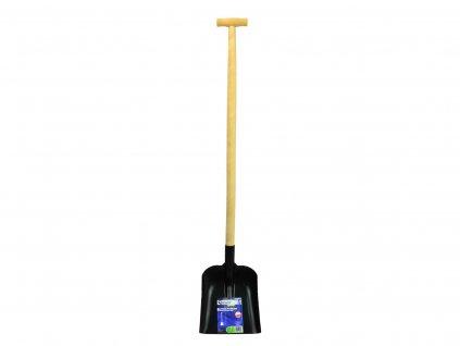 Lopata na piesok s dreveným poriskom 125cm