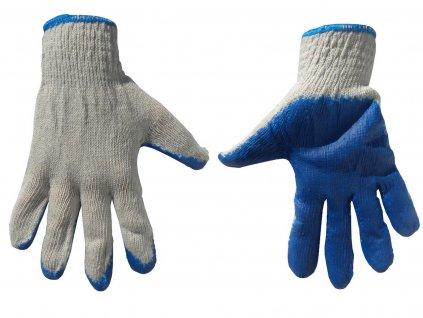 "Pracovné rukavice 9"" Royal Blue"