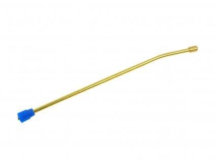 Teleskopická tyč pre postrekovač mosadzná 38–66cm