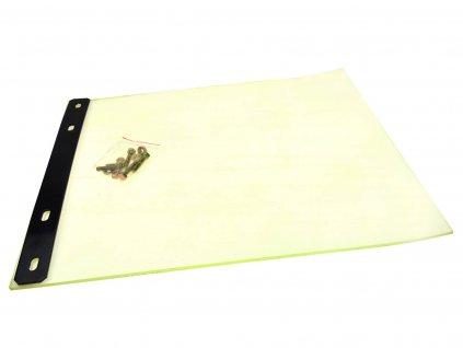 Gumová podložka pre vibračnú dosku 50x36cm