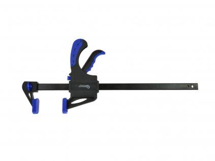 Jednoručná stolárska svorka a rozpera 2v1 300 mm