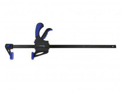 Jednoručná stolárska svorka a rozpera 2v1 450 mm