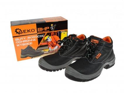 Pracovná obuv - členková veľkosť 40