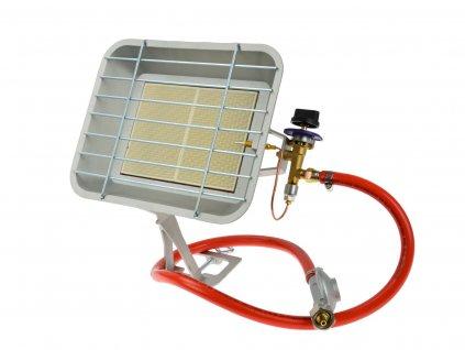 Plynový infračervený ohrievač 4,6kW