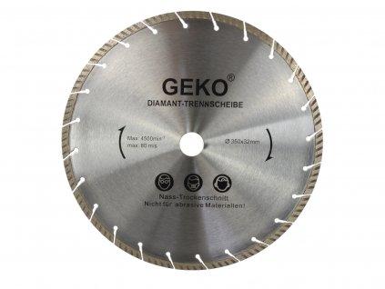 Diamantový kotúč LASER 350x32mm