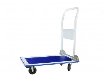 Prepravný plošinový vozík 150kg skladací