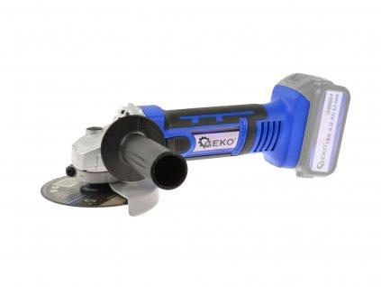 Akumulátorová uhlová brúska 115 mm 18 V Geko One Power