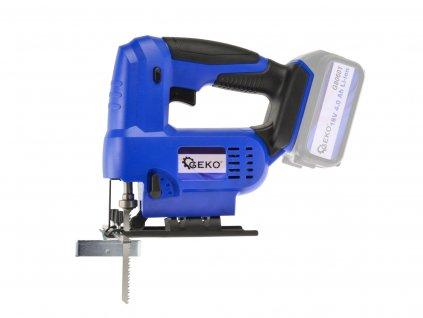 Akumulátorová priamočiara píla 18V Geko One Power