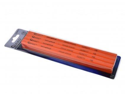 Stolárske ceruzky 245mm 12ks