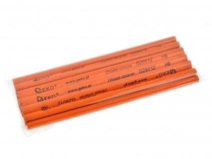 Stolárska ceruzka 180mm 12ks