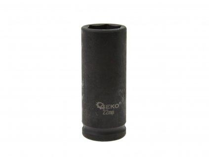 """Nástrčný kovaný 6-hranný kľúč 22 mm na 1/2"""" predĺžený"""