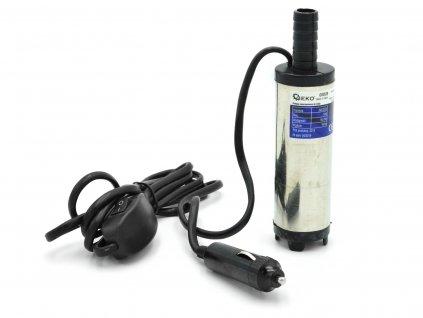 Ponorné čerpadlo na olej a naftu mini 24V/230V 19W