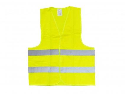 Reflexná vesta 120g/m2 M