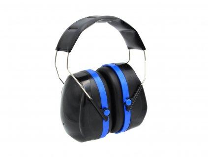 Chránič sluchu, ochranné slúchadlá na uši 27dB profi